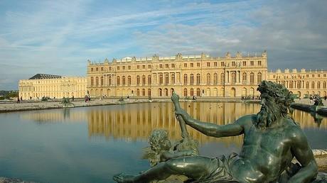Le château de Versailles, où Vladimir Poutine rencontrera Emmanuel Macron