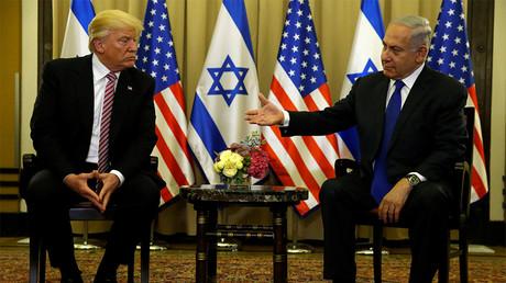 Donald Trump oublie de serrer la main tendue de Benjamin Netanyahou, la série continue (VIDEOS)