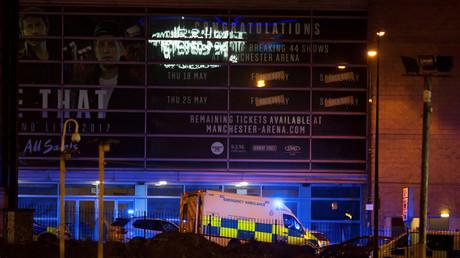 La fin du concert d'Ariana Grande a pris une tournure dramatique à la Manchester Arena