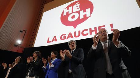Marisol Touraine, alors ministre socialiste dans le gouvernement Valls en 2016