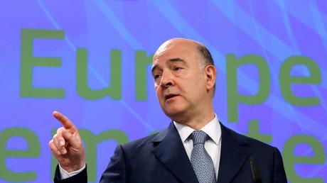 Une révolte dans la zone euro ? Pierre Moscovici craint l'affrontement nord-sud
