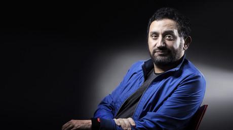 Cyril Hanouna, animateur de l'émission Touche pas à mon poste