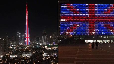 Le monde rend hommage aux victimes de l'attentat de Manchester (IMAGES)