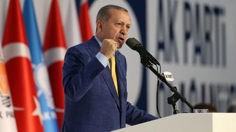 Le président turc s'impatiente vis à vis de Bruxelles