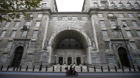 Le siège du MI-5 à Londres