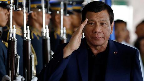 Rodrigo Duterte est face à «la même dynamique» que le président Bachar el-Assad contre Daesh