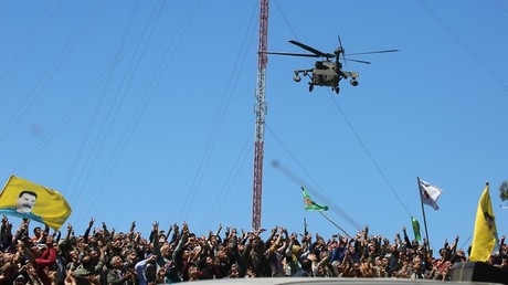 Des Kurdes en Syrie