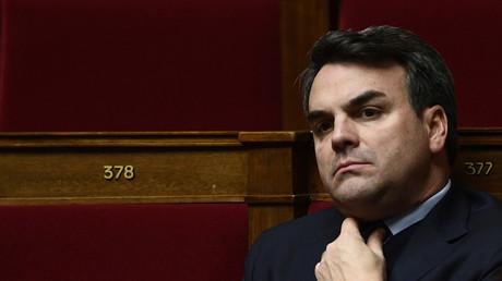 Le député Thomas Thévenoud