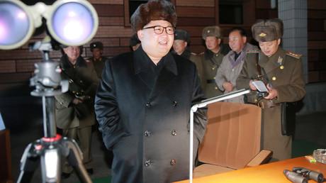 Kim Jong Un ne semble pas effrayé par les menaces de Washington