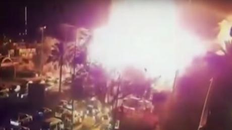 Explosion à Bagdad