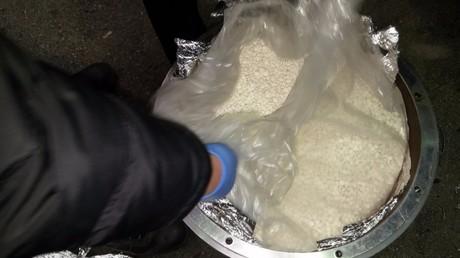 Près de 135 kilos de captagon ont été saisis à Roissy