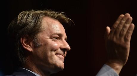 François Baroin prône le désistement de ses candidats face au FN