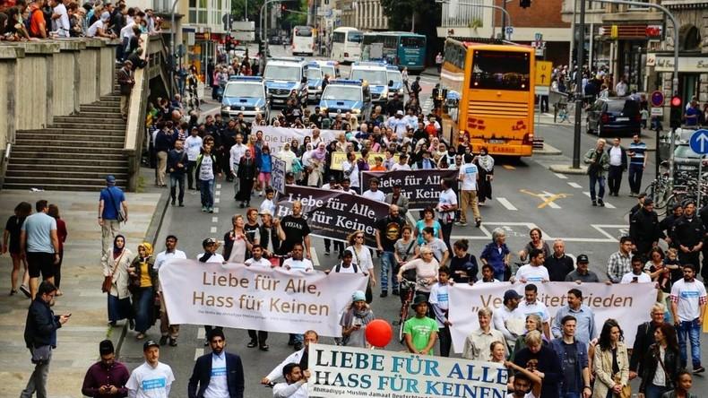 Allemagne : la marche des musulmans contre le terrorisme marquée par une faible participation