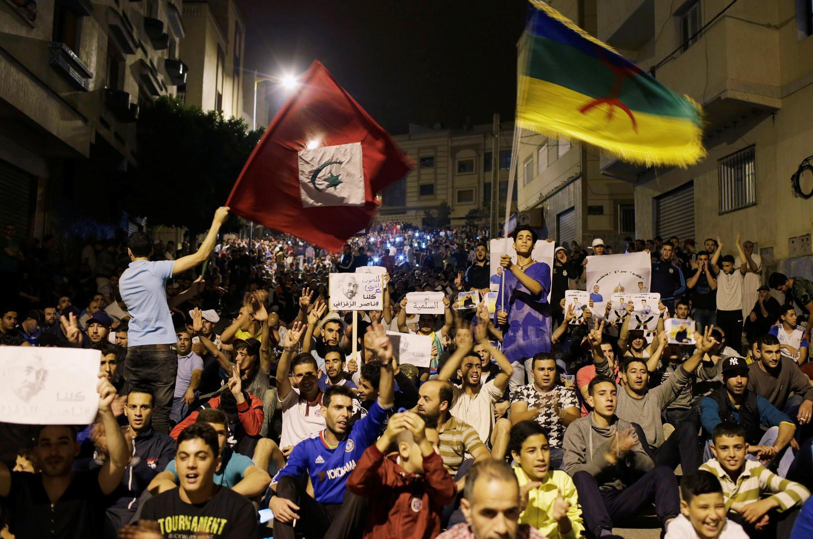 Maroc : grève générale à Al-Hoceïma, la mobilisation continue