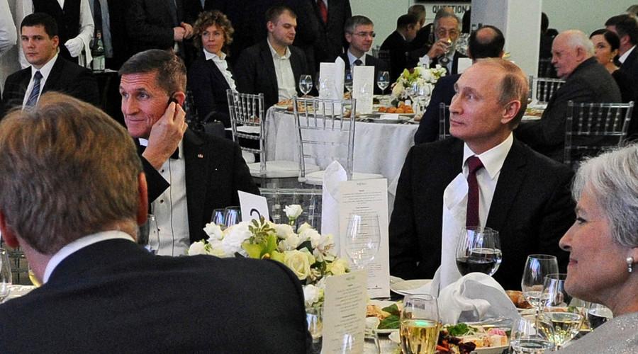 Poutine à une journaliste de NBC : «Notre relation est plus étroite que ma relation avec Flynn»