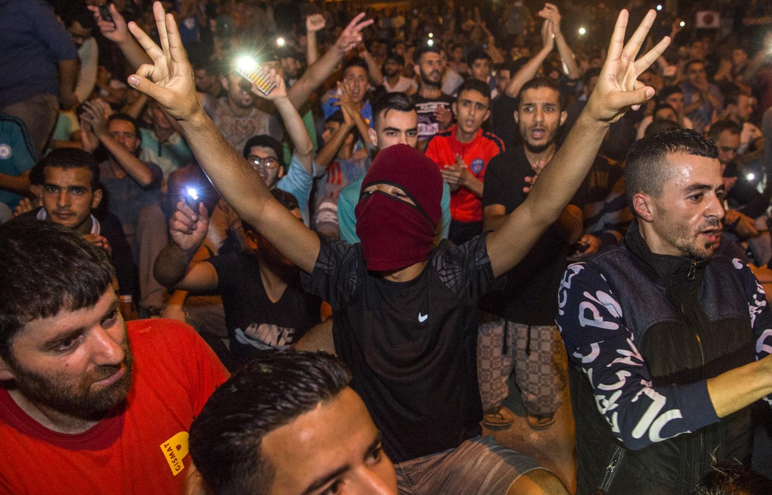 Maroc : manifestations à Al-Hoceïma, heurts entre jeunes et policiers