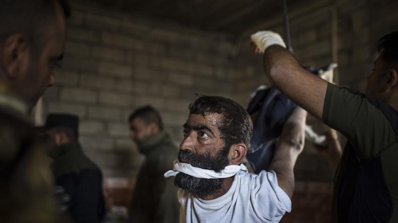 Exactions et exécutions sommaires, que fait l'armée irakienne à Mossoul ? (IMAGES CHOQUANTES)