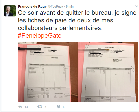 Entre bourdes et élection au perchoir de l'Assemblée, retour sur l'année de François de Rugy
