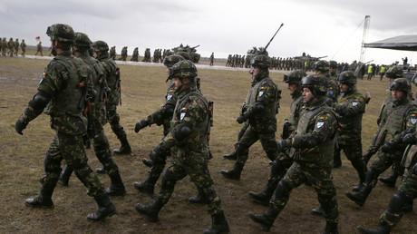 OTAN : mouvement massif de troupes vers l'Europe du Sud-Est pour «rassurer les populations»
