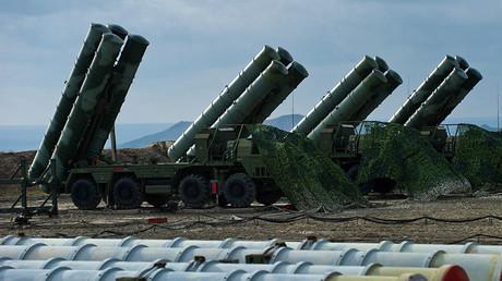Système S-400 de défense anti-missile