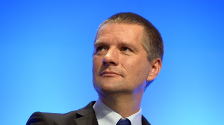 Le directeur de l'ANSSI, Guillaume Poupard