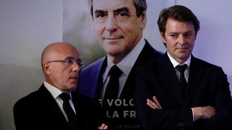 François Baroin et Eric Ciotti