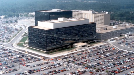 Les quartiers généraux de la NSA à Fort Meade, dans le Maryland aux Etats-Unis