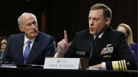 Enquête sur la Russie : deux chefs du renseignement US assurent ne jamais avoir subi de pression