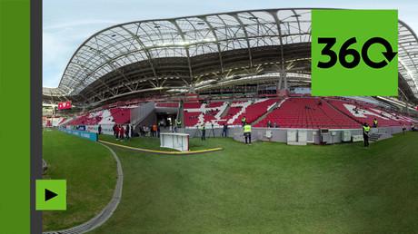 Coupe des Confédérations 2017 : «Stade Kazan»