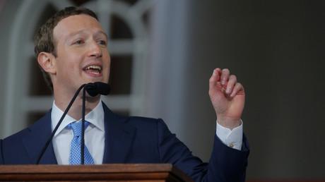 Mark Zuckerberg est «le plus grand dictateur du monde» selon le cofondateur du site Pirate Bay