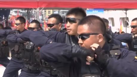 La Garde côtière de Taïwan