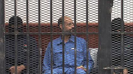 Saïf al-Islam Kadhafi, en 2013