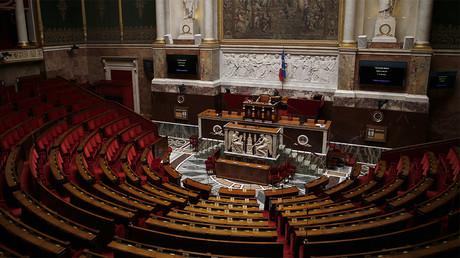 L'abstention pour les élections législatives de 2017 s'établit à plus de 51%, illustration ©Thomas SAMSON / AFP