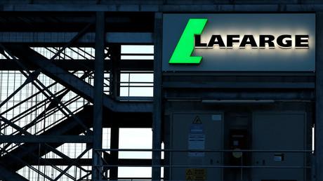 Le logo de Lafarge