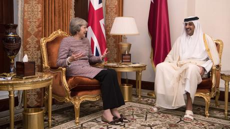 Les Britanniques ne veulent pas se priver des «gros sous» du Qatar