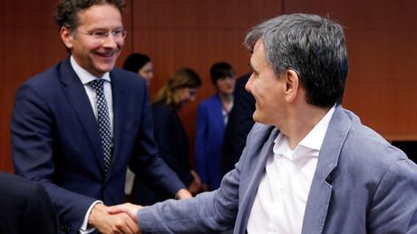Grèce : accord de la zone euro pour débloquer 8,5 milliards d'euros