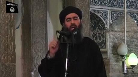 Le leader de l'Etat islamique Abou Bakr al-Baghdadi