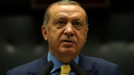 Erdogan fustige Washington après les mandats d'arrêt lancé contre ses gardes du corps