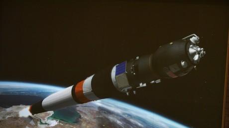 Le lanceur russe Progress s'est amarré à l'ISS avec succès (VIDEO)