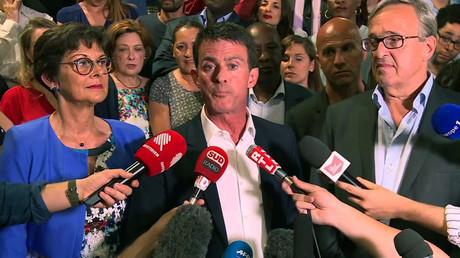 Victoire de Valls : sa rivale dans l'Essonne va recompter les bulletins en préfecture