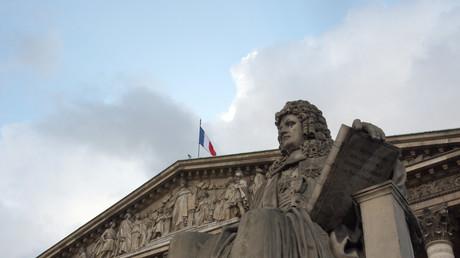 Palais Bourbon, siège de l'Assemblée nationale