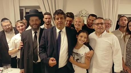 Réélu député des Français de l'étranger, Meyer Habib remercie Dieu (VIDEO)