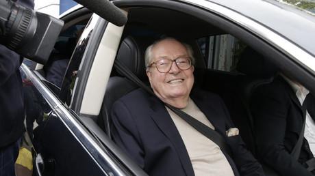 Jean-Marie le Pen en 2015