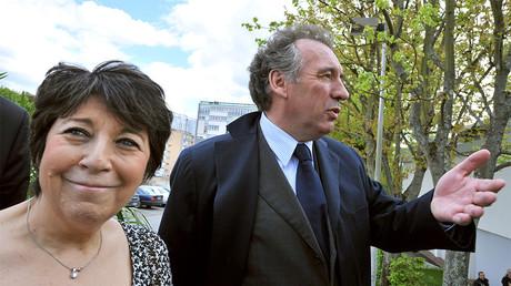Assistants d'eurodéputés MoDem : Corinne Lepage entendue pour donner sa version