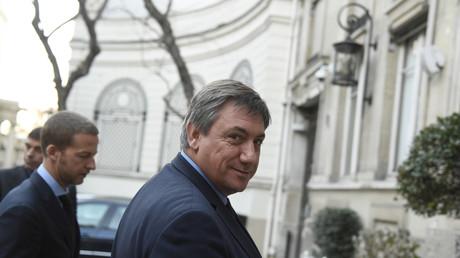 Ministre de l'Intérieur belge, Jan Jambon