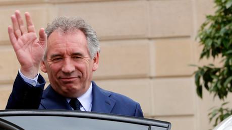 François Bayrou, Sylvie Goulard et Marielle de Sarnez ont tous trois démissionné