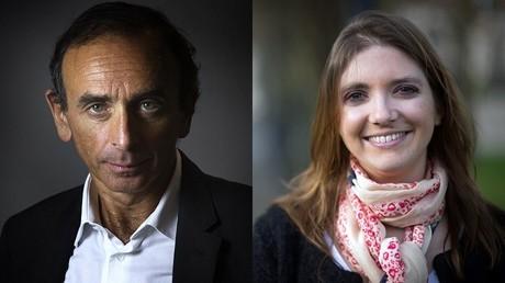 Le chroniqueur et écrivain Eric Zemmour a clashé la députée LREM Aurore Bergé