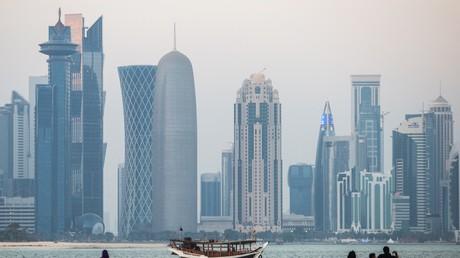 Doha, capitale du Qatar