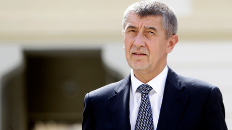 Andrej Babis, photo ©David W Cerny/Reuters