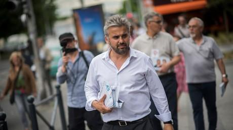 Le député de la 7e circonscription de Seine-Saint-Denis Alexis Corbière